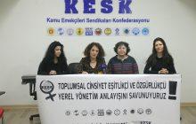 KESK'li Kadınlar: OYUMUZ Eşitlik ve Özgürlük İçin!