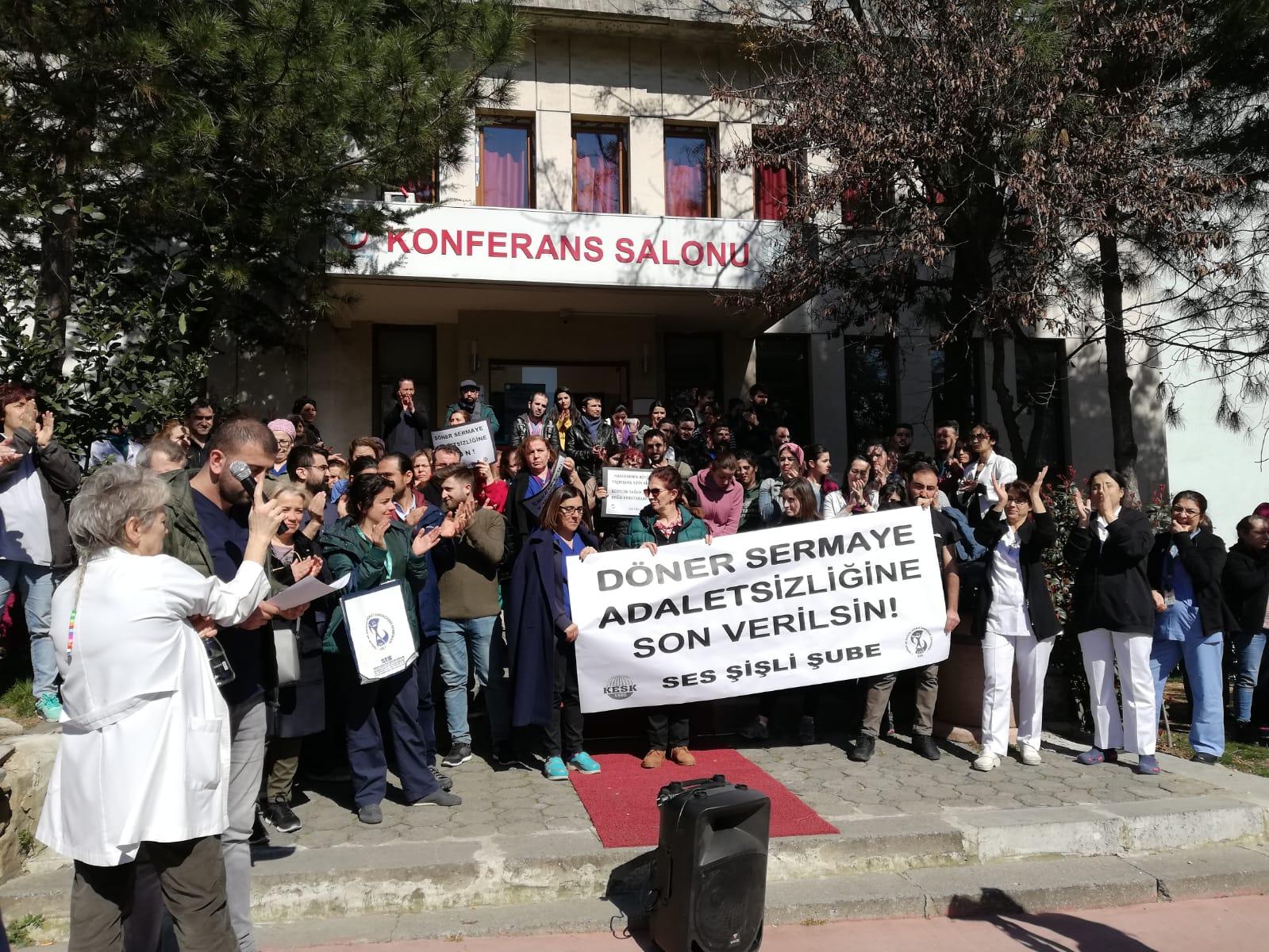 İstanbul Şişli Şubemiz: Krizin, Taşınmanın Bedelini Ödemeyeceğiz