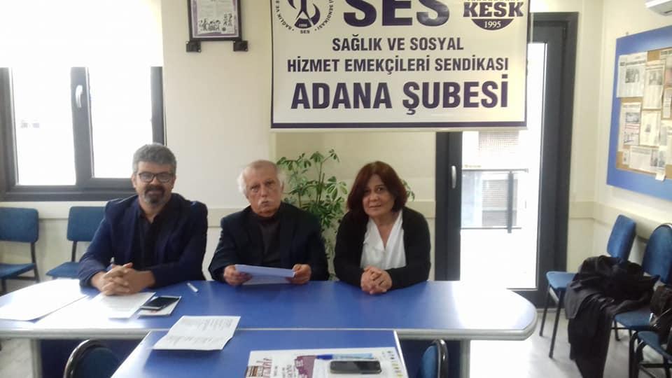 Adana: Adil Bir Ek Gösterge Sistemi Lütuf Değil, Haktır