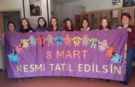 Bursa'da 8 Mart Eylem-Etkinlikleri Devam Ediyor