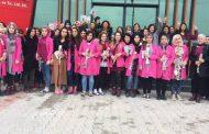 Diyarbakırlı Kadınlar 8 Mart Eylem-Etkinliklerine Devam Ediyor