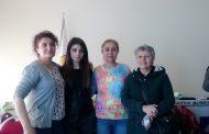 Malatya'da KESK'li Kadınlar Kahvaltıda Bir Araya Geldi