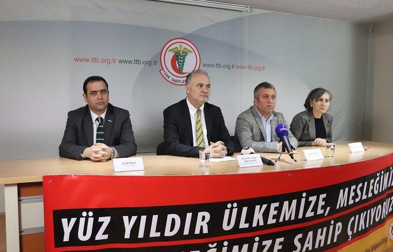 Sağlık Meslek Örgütlerinden 14 Mart Sağlık Haftası Açıklaması: Sağlık Alanında Sorunlar Artarak Devam Ediyor