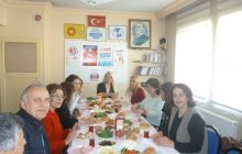 Tokat Temsilciliğimiz Kadın Üyelerimizle Kahvaltı Düzenledi