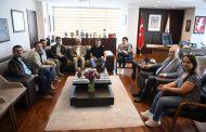 Çanakkale Şubemizden Belediye Başkanına Ziyaret