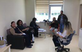 Çanakkale'de İş Yeri Ziyaretlerinde 11 Mayıs Ankara Buluşmasına Çağrı