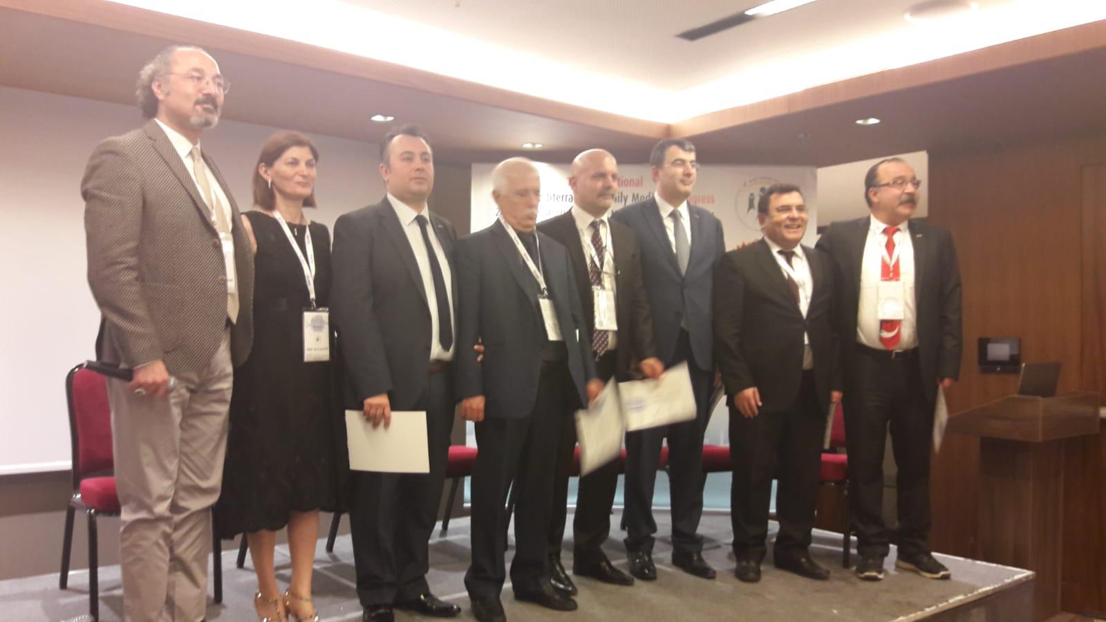 Doğu Akdeniz Aile Hekimliği Kongresi Adana'da Gerçekleştirildi
