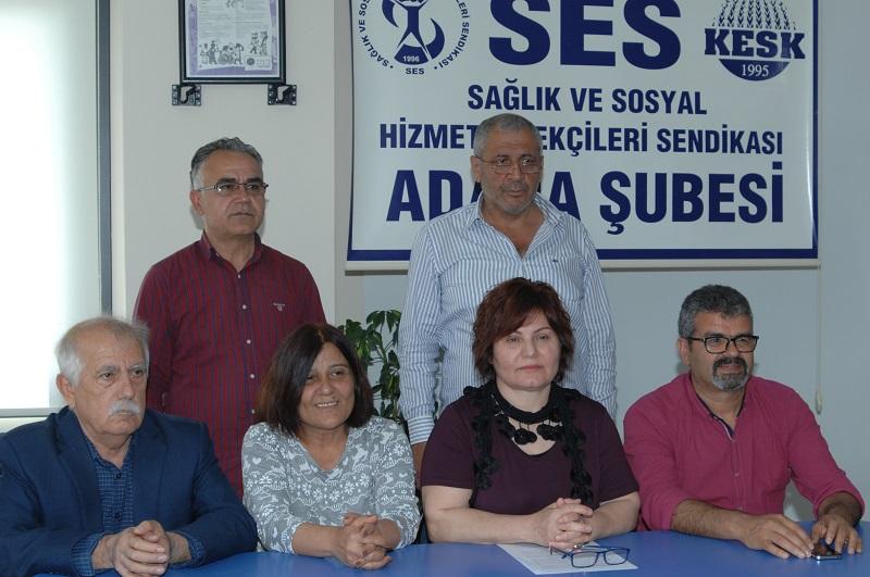 Adana Şubemizden Ebeler Haftası Açıklaması