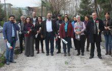 Diyarbakır Şubemiz Şehitlerimizi Andı