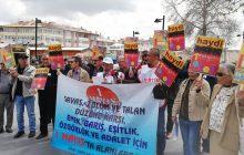 Sivas'ta 1 Mayıs'a Çağrı