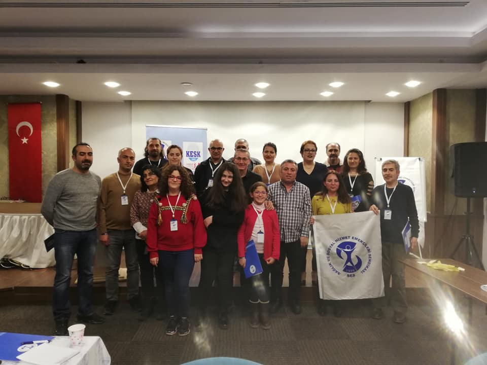 Sivas Şubemizden İki Günlük Eğitim Kampı