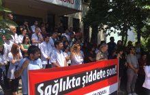 İstanbul: Sağlıkta Şiddete Son!