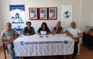 Antalya: Ebe ve Hemşireler Gününde de Taleplerimizde Israrlı, Mücadelede Kararlıyız!