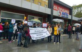 Bakırköy Şubemizden Ebeler ve Hemşireler Haftası Açıklaması