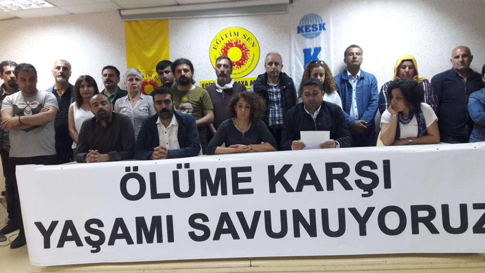 Diyarbakır: Çok Geç Olmadan Yaşama Ses Olun
