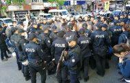 Diyarbakır'da KESK'lilere Sert Saldırı
