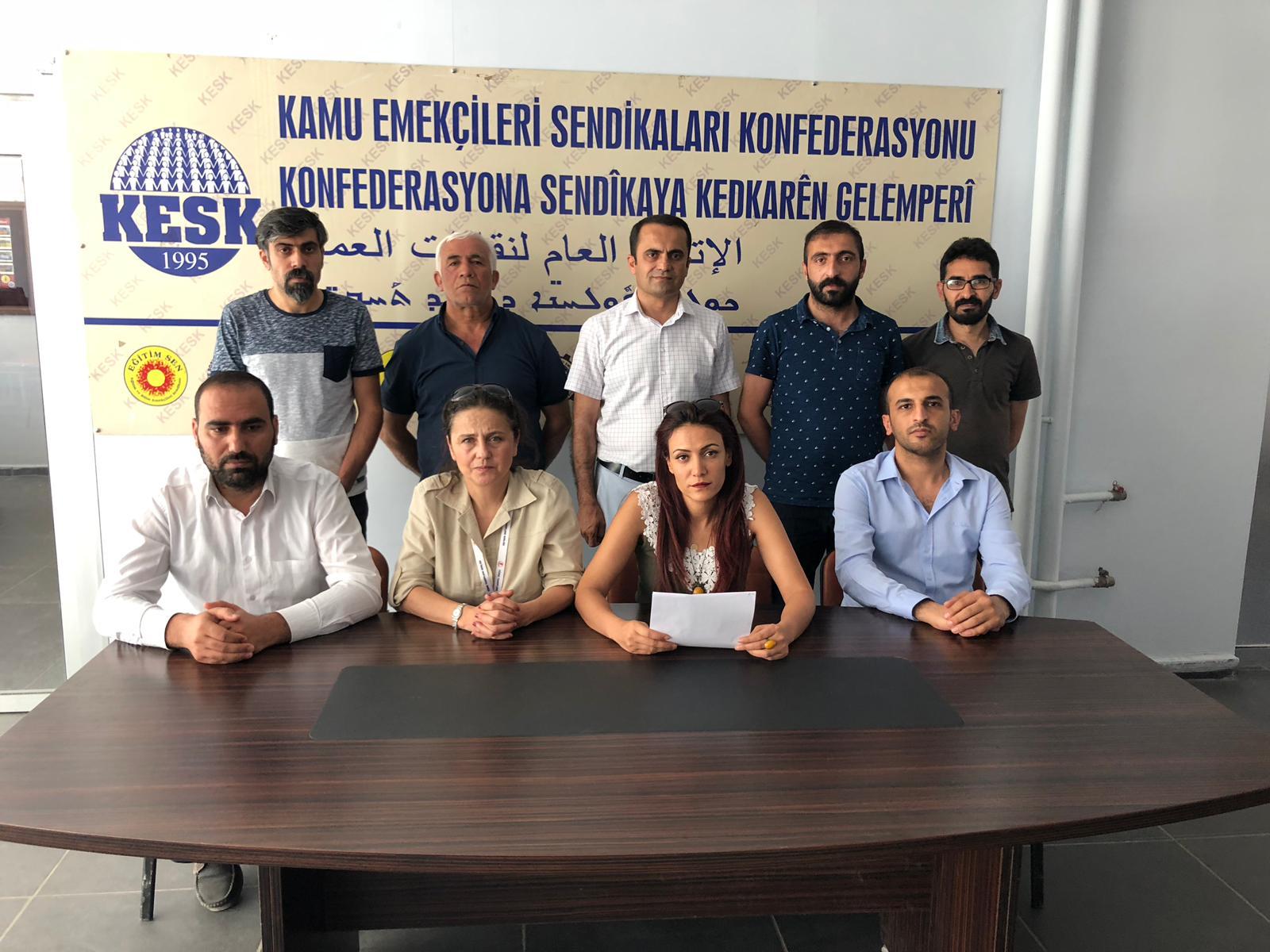 Mardin Açlık Grevleri İzleme Heyeti'nden Mardin Cezaevi Raporu