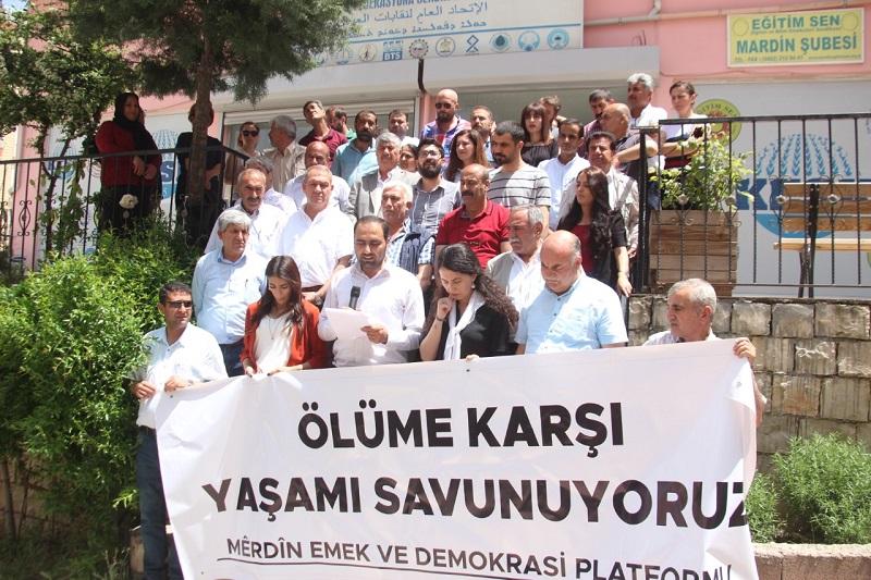 Mardin: Yaşama Ses Verin