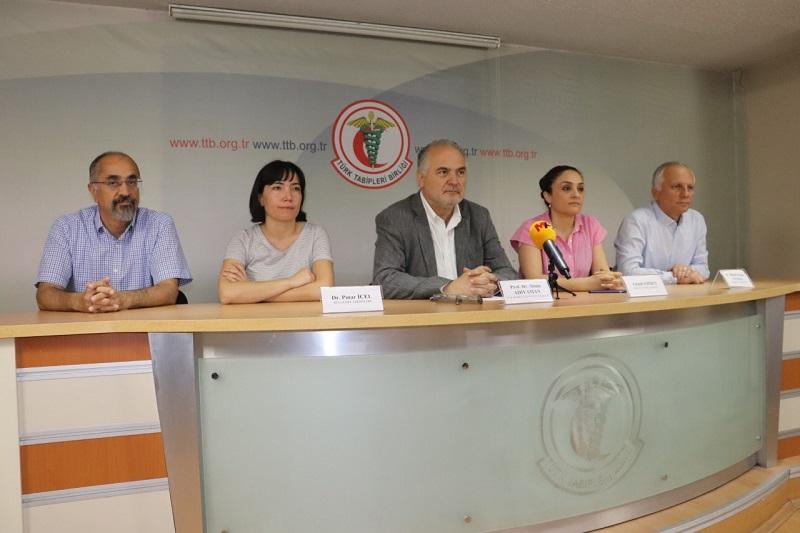 SES ve TTB: Açlık Grevlerinin Sonlandırılması Özenli Tıbbi Yaklaşım Gerektirmektedir
