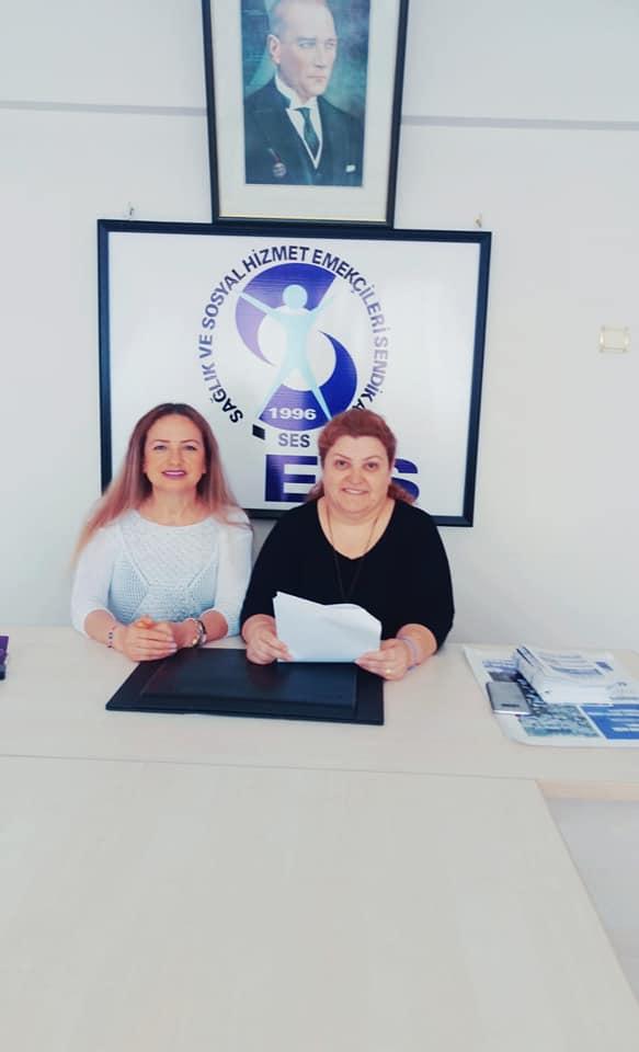 Samsun Şubemizden Ebe ve Hemşireler Haftası Açıklaması