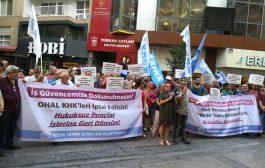 KESK İzmir Şubeler Platformu TİS Taleplerini Açıkladı