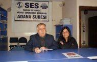 Adana Şubemiz: Sağlıkta Performans Sistemi Kaldırılmalıdır