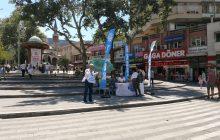 Bursa KESK Şubeler Platformu TİS Standı Açtı