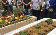 Köksal Aydın'ı Ölümünün 1. Yılında Mezarı Başında Andık