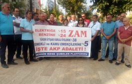 KESK Mersin Şubeler Platformu da TİS Taleplerini Açıkladı