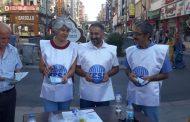 Malatya KESK Şubeler Platformu TİS Standı Açtı