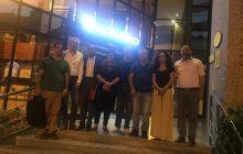 PSI ve EPSU Genel Sekreterleri ile görüştük