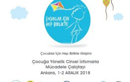 Çocuğa Yönelik Cinsel İstismarla Mücadele Çalıştayı Ankara, 1-2 ARALIK 2018