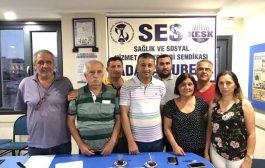 CHP'li Burhanettin Bulut Adana Şubemizi Ziyaret Etti