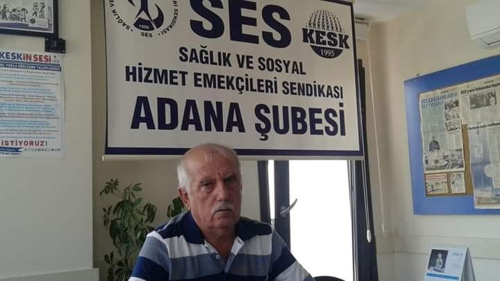 Adana: Sağlık ve Sosyal Hizmet Bir Bütündür, İş Kolları Ayrılamaz