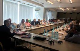 EPSU Güneydoğu Avrupa Bölge Toplantısı Moldova/Kişinev'de Gerçekleşti