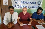 Konya: Sağlık ve Sosyal Hizmet Bir Bütündür, İş Kolları Ayrılamaz