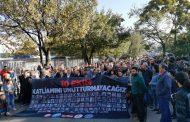 10 Ekim Katliamının 4. Yılında Alanlardaydık: Unutmayacağız, Unutturmayacağız!