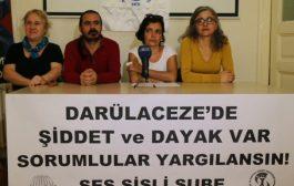 Şişli Şubemiz: Darülaceze'de Yaşayan Çocuklara Şiddet ve Taciz Uygulayanlar Hakkında Yasal İşlem Başlatılsın