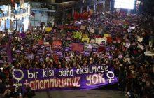 25 Kasım'da Kadınlar Alanları Doldurdu: Eşit ve Özgür Yaşamak İstiyoruz
