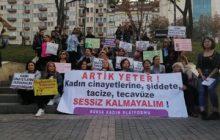 Bursa Kadın Platformu'ndan 25 Kasım Eylem-Etkinlikleri