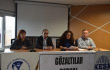 Emek ve Demokrasi Güçlerine Yönelik Gözaltılara Son Verilsin!