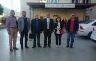 Adana ve Osmaniye Yöneticilerimiz Osmaniye'de İş Yeri Ziyaretleri Gerçekleştirdi