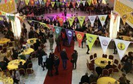 KESK'in 24. Kuruluş Yıl Dönümü Adıyaman'da Coşkuyla Kutlandı