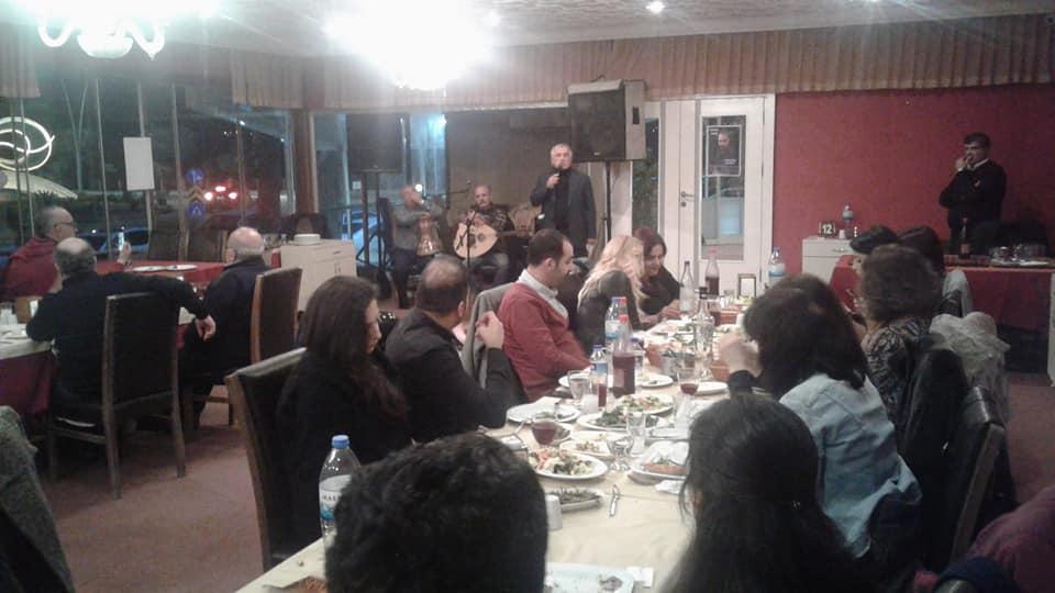 Adana Şubemiz Sosyal Hizmet Emekçisi Üyelerimizle Yemekte Buluştu