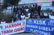 Mardin: Hukuksuzluğa Son Verilsin, Tüm Arkadaşlarımız Derhal Serbest Bırakılsın