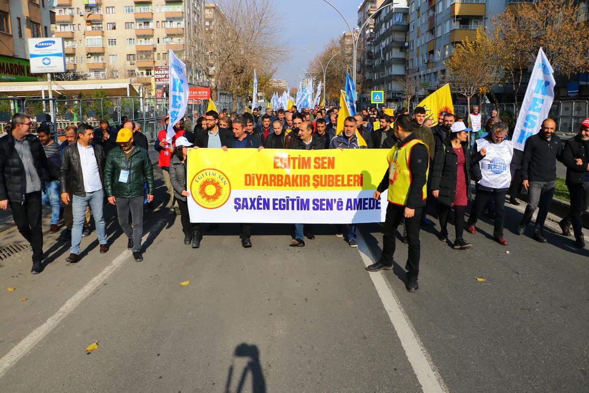 22 Aralık'ta Diyarbakır'dan Seslendik: Çare Biziz! Örgütlü Bir Halkı Hiçbir Kuvvet Yenemez!