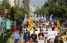 """21 Aralık'ta Mersin'den Seslendik, """"Halk İçin Bütçe, Demokratik Türkiye İstiyoruz!"""""""