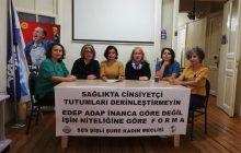 Şişli Şube Kadın Meclisimiz: Kadınlar Bedenleri Üzerinde Yapılacak Her Türlü Kirli Politikaya Karşı Durmaktan Vazgeçmeyecekler!