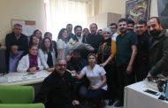İşe İade Edilen Diyarbakır Şube Eş Başkanımıza Ziyaret