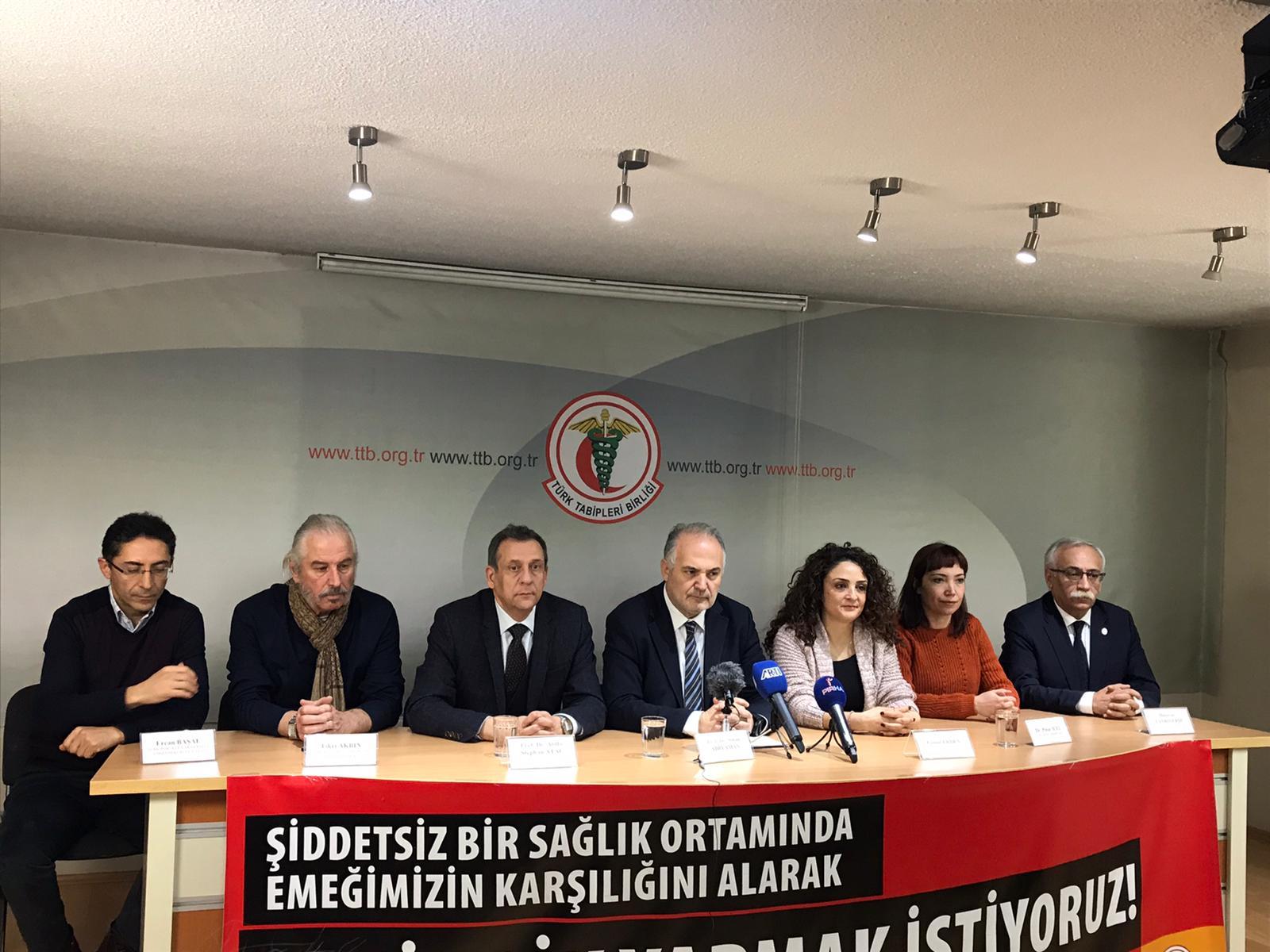 15 Mart'ta Ankara'da Büyük Beyaz Miting'de Buluşuyoruz!